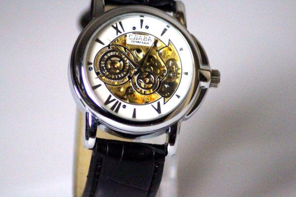 Unisex Uhr Automatik Armbanduhr Analog Lederband NEU
